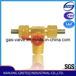 QF-T1B melhor qualidade da válvula do cilindro automático de GNC com o conector