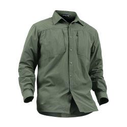 На заводе Прямые поставки высококачественного Специализированные оптовые военной полиции Армии на открытом воздухе длинными рукавами рубашки тактических кофта армии рубашка вентилятора