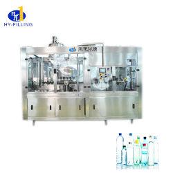 2020 bouteille en plastique PET automatique complète l'eau minérale Eau de source pure de l'eau purifiée 500m 5 gallon / 20L'eau minérale le rinçage /Machine à laver plafonnement de l'de remplissage