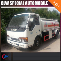 Bom Vendas Isuzu 5000L 4mt Oil Carrier Tank Fuel Tank Car