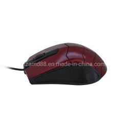 표준 3D USB에 의하여 타전되는 광학 마우스 사무용 컴퓨터 마우스