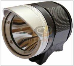 Haute qualité 1000lumen tête rechargeable Lampe torche à LED lumière vélo