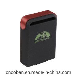 Мини-Портативные GPS Tracker для детей, оснащенный кнопку парового удара ТЗ102b
