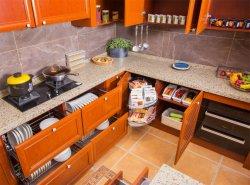 El aluminio/aluminio cocina de estilo chino Mobiliario antiguo gabinete