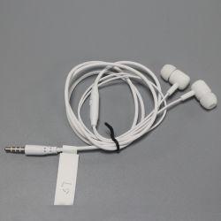 3.5 مم، ألعاب رياضية استيريو جهير داخل الأذن بدون استخدام اليدين مع تشامب ميكروفون سماعة للهاتف المحمول