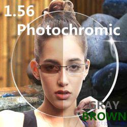 3.1標準的なレンズ1.56ホトクロミズムAr Photogreyの転移は出荷を解放する