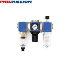 Préparation de l'air de haute qualité Pneumission filtre régulateur lubrificateur série EC