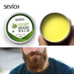 남자 사용 수염 처리 수염 왁스를 위한 무료 샘플 대마유 수염 향유