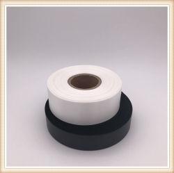 Het kleur Geweven Lint van het Satijn van de Polyester van de Rand voor de Druk van het Etiket