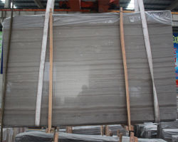 Temporizador de Atenas cinzento em mármore Trímero Marble
