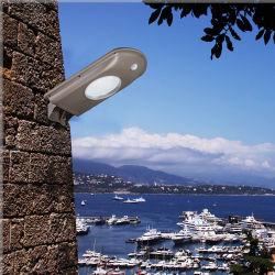 LED 5W Todo-en-uno por el jardín de luz solar Tecnología Automática
