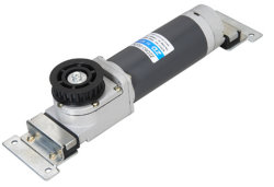 60W 24V Automatische Industriële ZD Motor, de Motor van de Deur