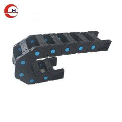 Plástico flexible manguera hidráulica CNC de la cadena portacables