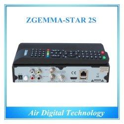 Zgemma-Star 2s Satellite Receiver HD DVB S DVB S2 Twin Tuner Satellite Decoder IPTV를 가진 Dish 없음 FTA