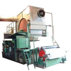 1575mm 조직 변기 생산 라인, 폐재용 종이 공장