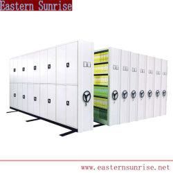 El uso de oficina profesional de almacenamiento de archivos estanterías compactas