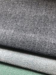 100%Tecido de veludo de poliéster com roupa olhando para mobiliário