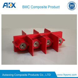 BMC moule pour composants ferroviaire à grande vitesse avec l'axe insérer
