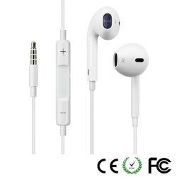 Красочные Mic Volume пульт ДУ наушники для Apple iPhone
