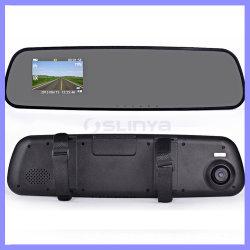 La promoción 100 grados de visión nocturna 720p de 2.4 pulgadas Cámara retrovisor coche