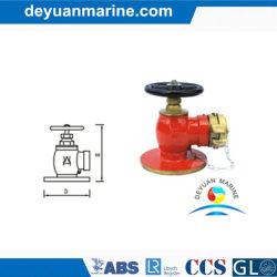 Hidrantes de incêndio flangeado/Marine Hidrante de Incêndio