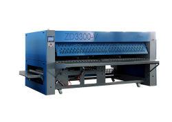 Industrielle VFD-Steuerfolie Falzmaschine Bügelrolle 800 mm Durchmesser