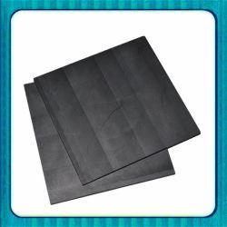 Moldeado de alta calidad de la placa de grafito.