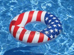 個人的なロゴの印刷を用いる夏の水泳のリング