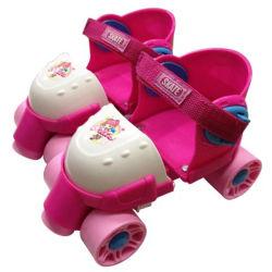 [إن71] موافقة 4 عجلة [رولّر سكت] مزح أحذية لأنّ (10231557)
