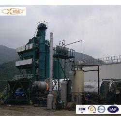 80t/h (LB1000) de l'asphalte pour la construction de l'usine de mélange