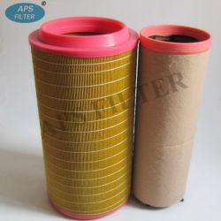 Het Element van de Filter van de Compressor van de Lucht van de Schroef van de vervanging (A11516974) voor de Verwijdering van het Stof
