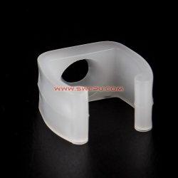 Houder die van de Slang van de douane de Niet genormaliseerde Nylon Plastic Klem van de Montage van de Klem/van de Pijp de Snelle vouwen