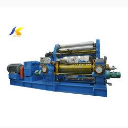 Deux rouleaux en usine de mélange de caoutchouc/ Usine de mélange de caoutchouc/usine de caoutchouc de la machine
