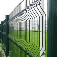 Fabrik-Verkäufe Belüftung-Puder-Spray-beschichtete geschweißte Stahlmaschendraht-verbiegende Zaun-Panels