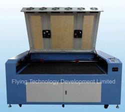 Flc1812D с двумя главами государств лазерный фреза с двойной CO2 лазерная трубка