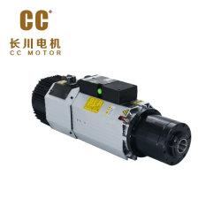 Changchuan haute vitesse de 9 kw le travail du bois du moteur de fusée d'ATC