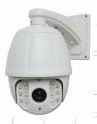 Resistente al agua a velocidad media de domo de infrarrojos, la imitación de la cámara de seguridad de vigilancia CCTV