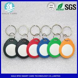 125kHz ABS clé RFID Tag pour l'accès du système de contrôle de la télécommande