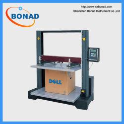 Emballage en carton électronique numérique appareil de test de compression