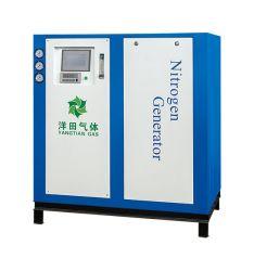 10nm3 / Hora gerador de azoto PSA ISO TUV HOMOLOGAÇÃO CE