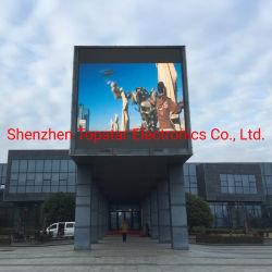 P8 im Freien LED Baugruppe mit wasserdichtem Eisen-Schrank für das Bekanntmachen