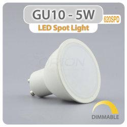 Foco LED SMD COB 5W Bombilla LED GU10