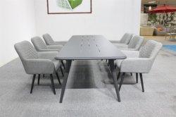 La glorieta de la playa de aluminio Patio moderno Mayorista de Muebles de Salón mesa