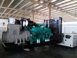 1000kVA grupo electrógeno de Motor Diesel Powered en stock