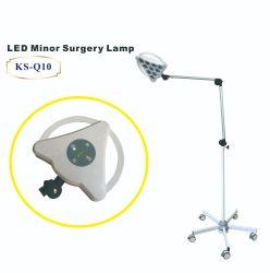 Ks-Q10 Luz para equipamentos hospitalares Cirurgia Operação de teto LED Shadowless/lâmpada de halogéneo Exame Médico da retaguarda