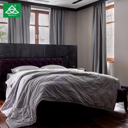 Un style moderne chinois en bois de teck de gros de meubles de jeu de l'hôtel Chambre à coucher