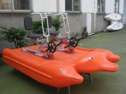 Commerce de gros Double personne Aqua Sports Vélo pour la vente de la pédale d'hélice