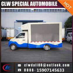 4X2 Hot Sale véhicule publicitaire LED 70kw chariot d'affichage extérieur