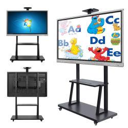 Usine de gros de PC TV moniteur à écran tactile WiFi pour l'école
