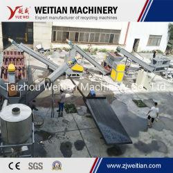Veículo de resíduos de chumbo ácido Bateria máquinas para reciclagem